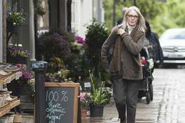 "Diane Keaton stars in the romantic comedy ""Hampstead."""
