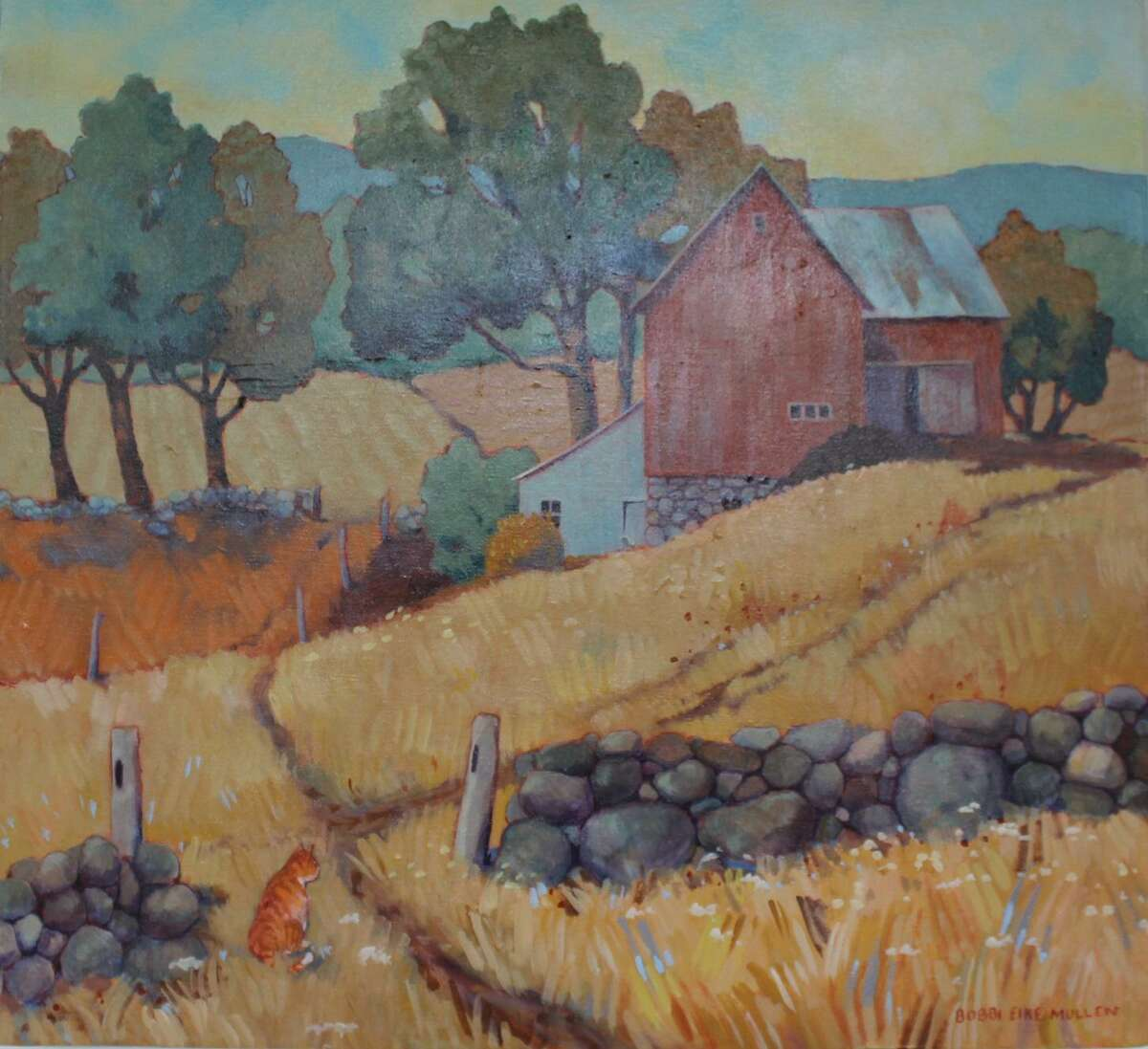 The 75th annual Wilton Artists' Summer Show Exhibition/Reception runs July 12 through Aug. 29 at the Wilton Library, 137 Old Ridgefield Road, Wilton. For more information, visit wiltonlibrary.org.