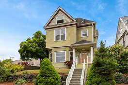 Listed at $665,000: This 1900 tri-level Victorian home offers five bedrooms, three bathrooms in North Tacoma. Located at 3208 N 26th St. See the full listing here.