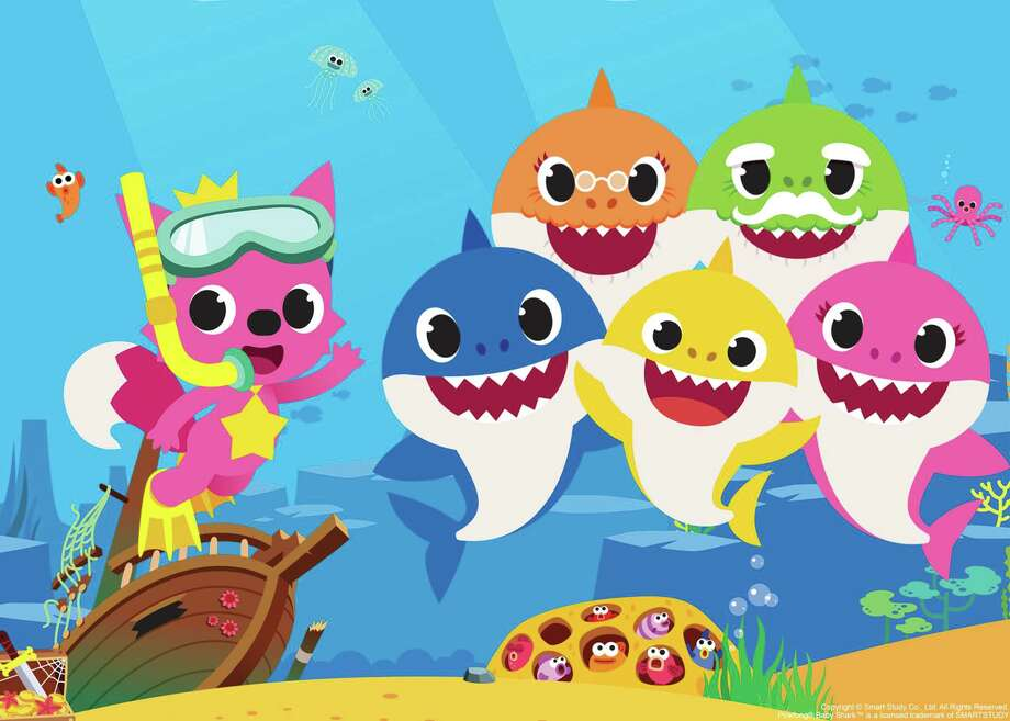 Baby Shark LIVE! announced that it is coming to the Majestic & Empire Theatre in San Antonio on Oct. 16. Photo: Shorefire