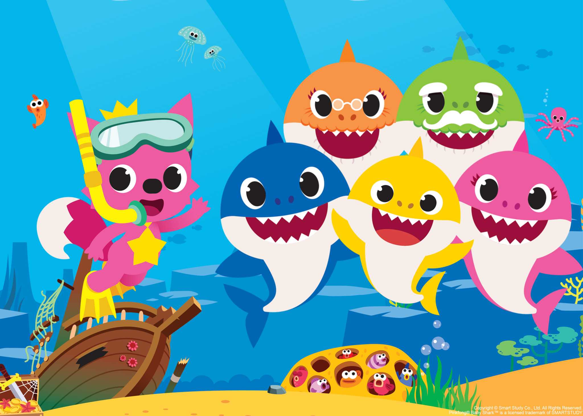 'Baby Shark Live!' is a real thing and is coming here ...