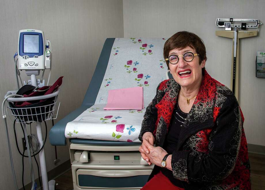 Dr. Mary Jane Minkin, a Yale University professor of obstetrics and gynecology Photo: Melanie Stengel / C-Hit.org