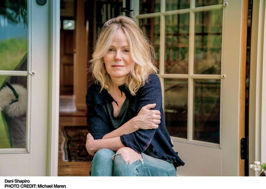 "Brookfield has chosen ""Inheritance: A Memoir of Genealogy, Paternity and Love,"" by New York Times bestselling Connecticut-based author Dani Shapiro, for the One Town, One Read program. Photo: Michael Maren / Contributed Photo"