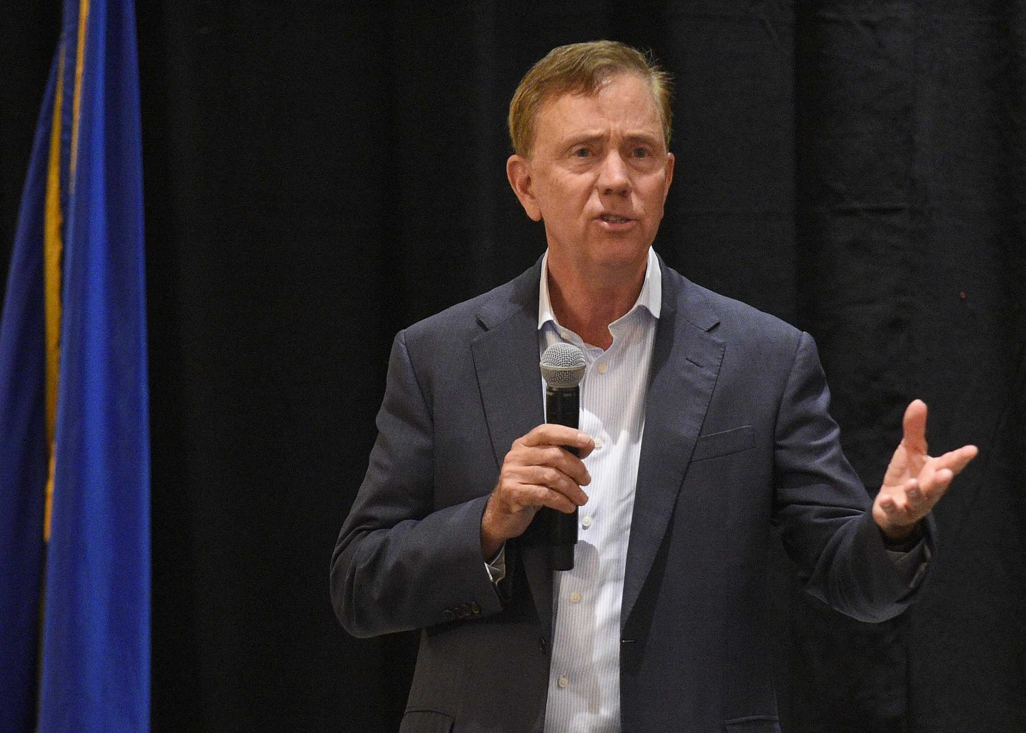 Lamont limits tax hike on prepared meals
