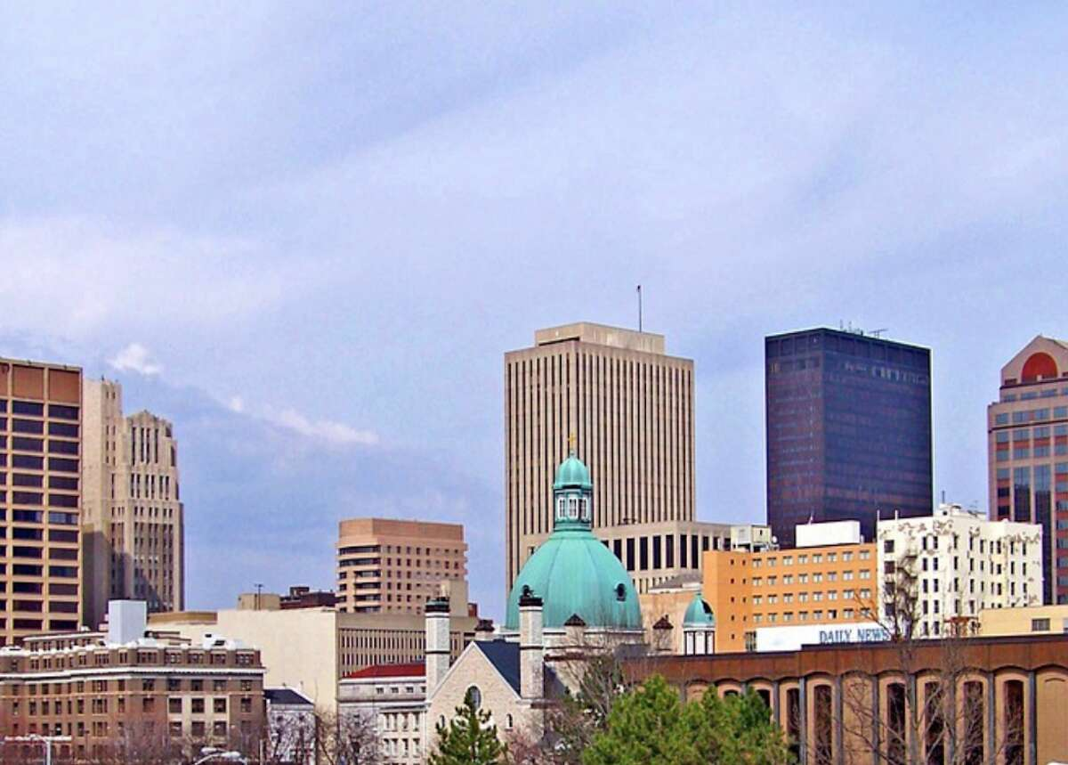 #50. Dayton, Ohio - Overall quality of city services score: 48.55 - Financial stability rank: #71 - Education rank: #72 - Health rank: #126 - Safety rank: #91 - Economy rank: #141 - Infrastructure and pollution rank: #40 The nation's first big city to adopt the city-manager form of government, in which a hired technocrat manages city operations and answers to an elected but unpaid council and mayor, Dayton scores low for its stagnant economy and intractable health problems. Dayton's unemployment rate outpaces the national average, and future job growth is also pegged to lag the national average. Heavily invested in manufacturing, a sector on the decline for decades, the city has struggled to reinvent itself and grow jobs in new, non-manufacturing sectors. This slideshow was first published on theStacker.com