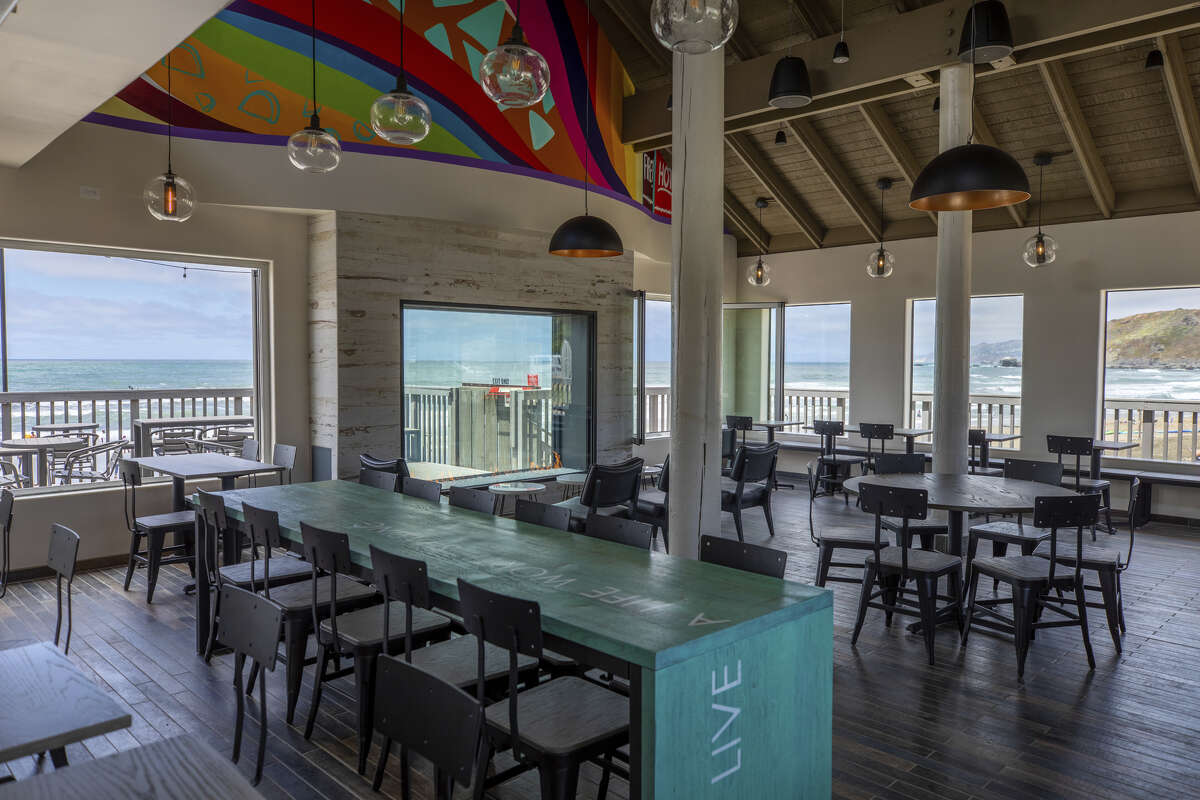 Pacifica's Taco Bell will reopen Saturday, July 13, 2019 as a Taco Bell Cantina where guests can enjoy a tapas style menu, local artwork and alcoholic beverages.