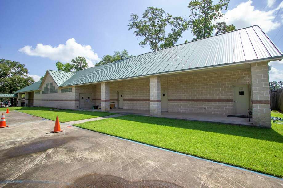 The location for The Journey School, a new private Christian school for special needs students ages 3 to 21, is seen Tuesday, July 9, 2019 at Sojourn Baptist Church in Oak Ridge North. The school is set to open August 14 and will occupy buildings behind the church. Photo: Cody Bahn, Houston Chronicle / Staff Photographer / © 2019 Houston Chronicle