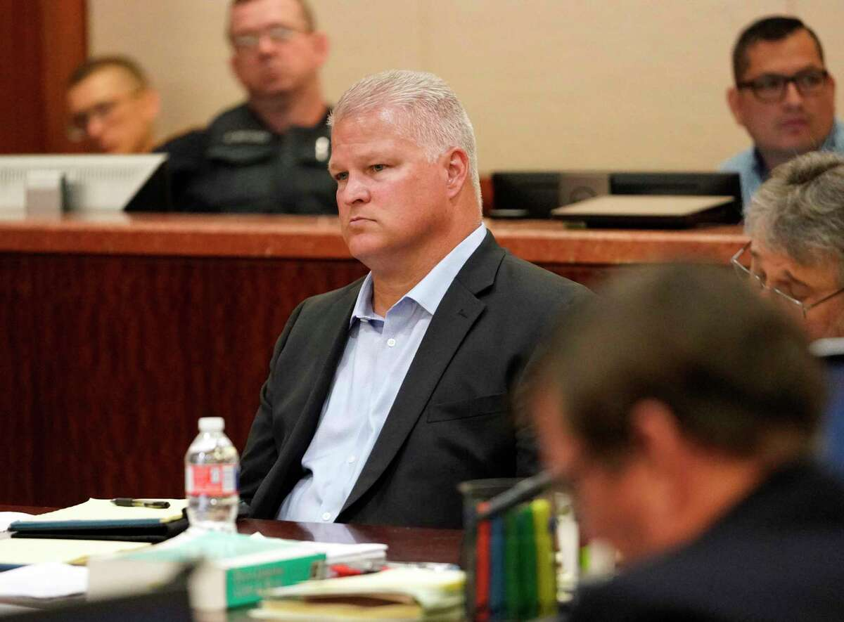 Harris County jury on Tuesday convicted former Katy-area football coach David Temple in the murder of his pregnant wife, sending him back to prison more than two decades.