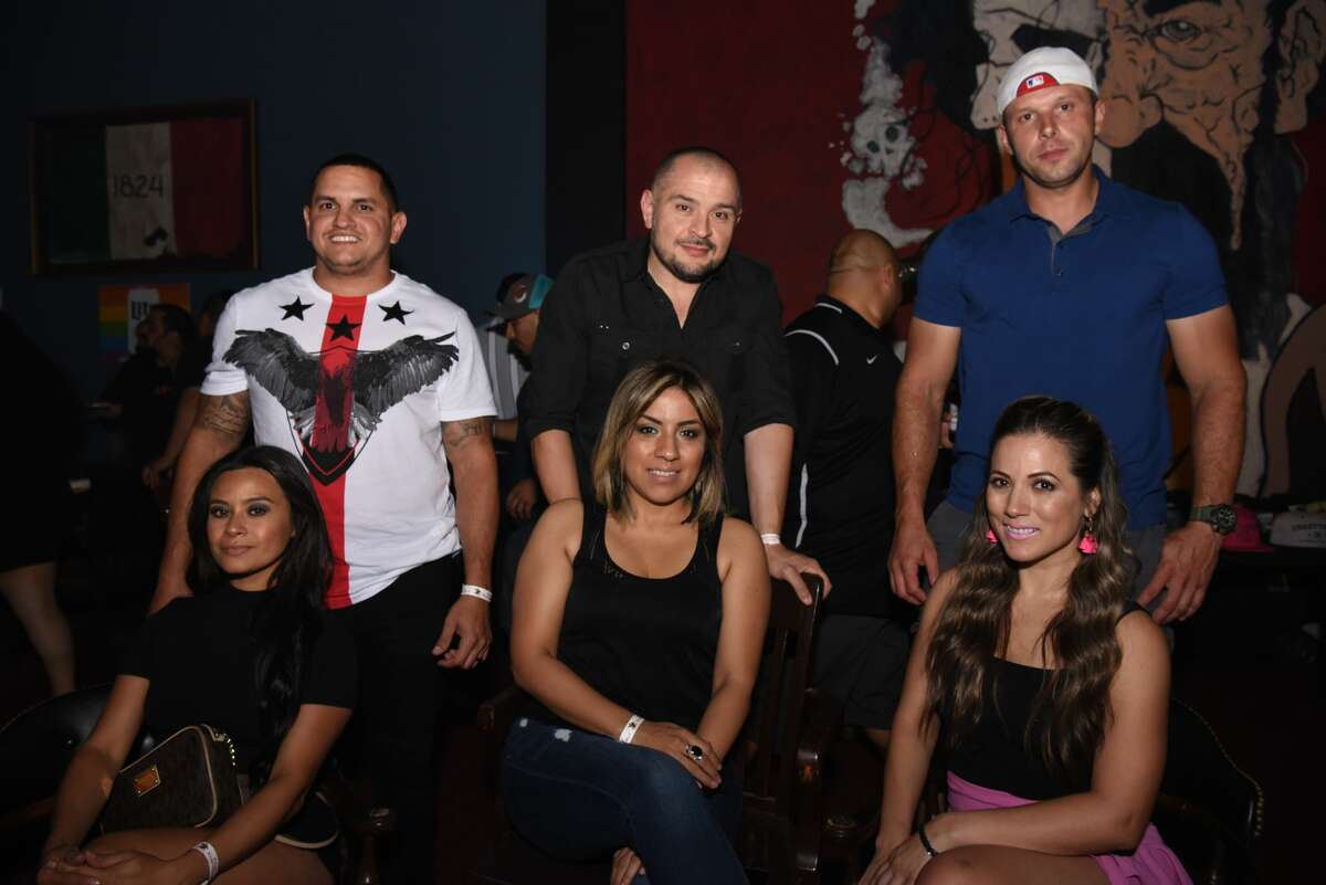 Laredoans gather at Electric Lounge to celebrate the 20th anniversary of Crazy Town as the band delivers a great performance and hangs out with their fans, Saturday, July 6, 2019.