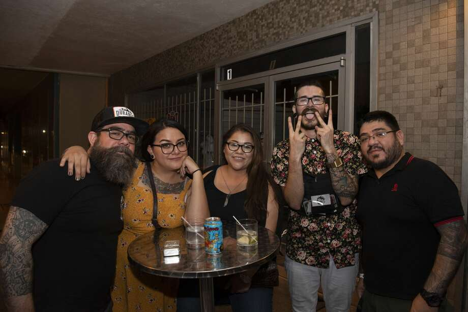 Laredoans gather at Electric Lounge to celebrate the 20th anniversary of Crazy Town as the band delivers a great performance and hangs out with their fans, Saturday, July 6, 2019. Photo: Christian Alejandro Ocampo