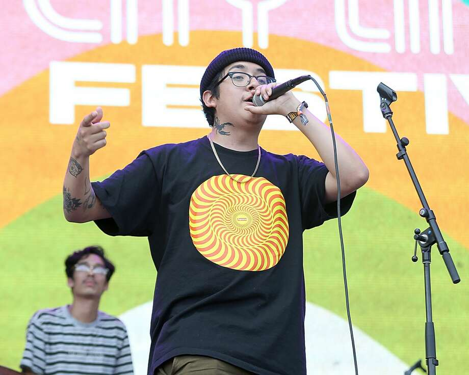 FILE — Cuco performs in concert during the first day of ACL Festival at Zilker Park on October 5, 2018 in Austin, Texas.  (Photo by Gary Miller/FilmMagic) Photo: Gary Miller/FilmMagic