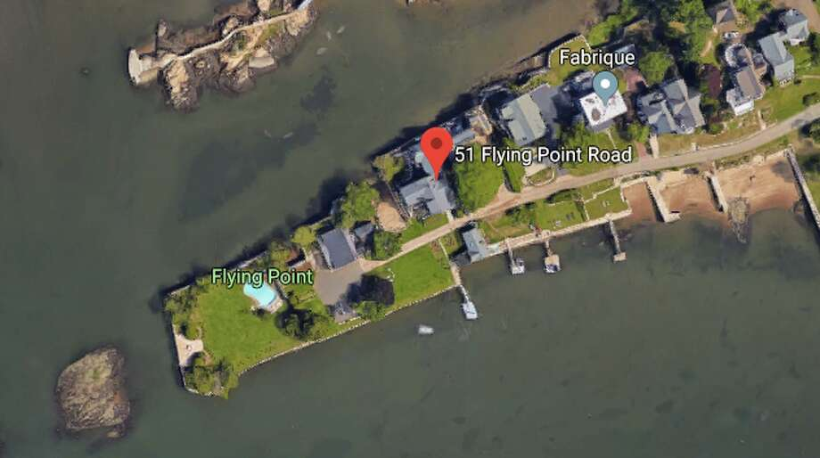 51 Flying Point Road Francine Sears to Flying Point Road LLC  $4,300,000 Photo: Google Maps