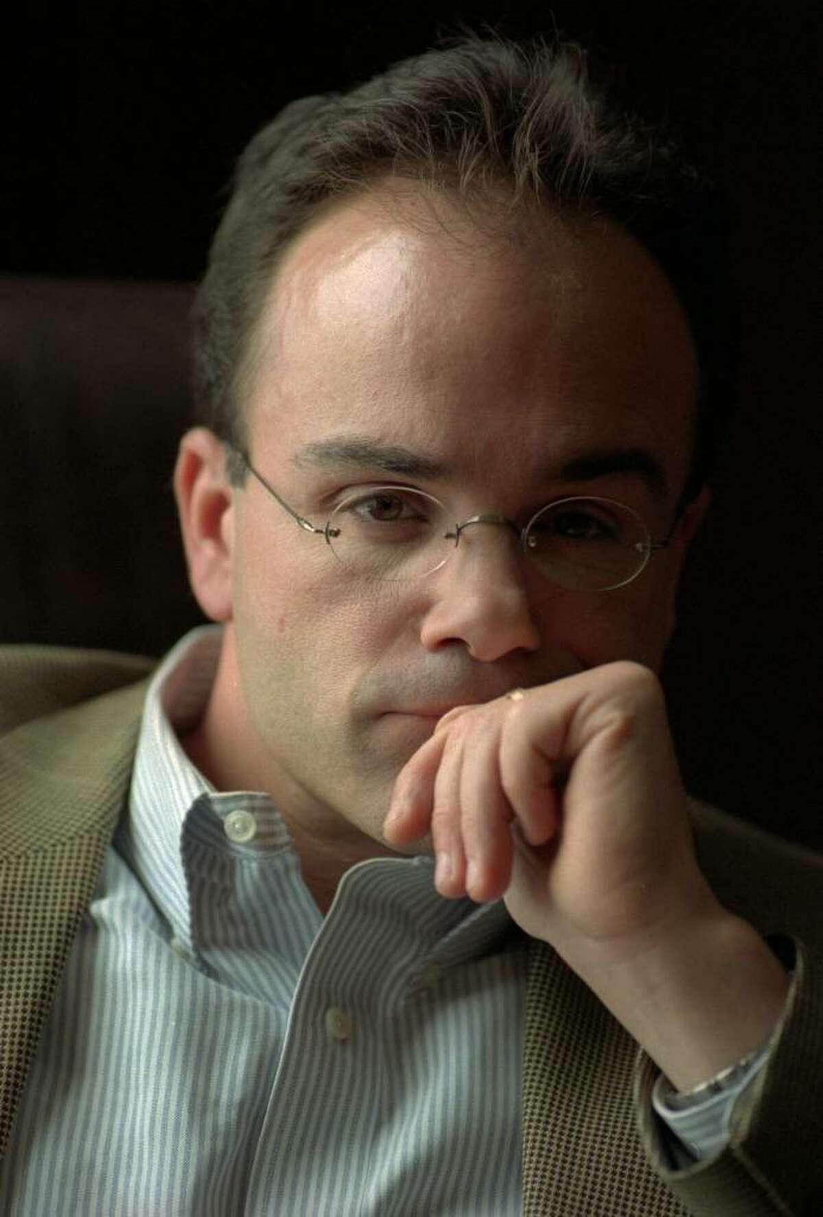 Bridgeport Mayor Joseph Ganim in 1999.