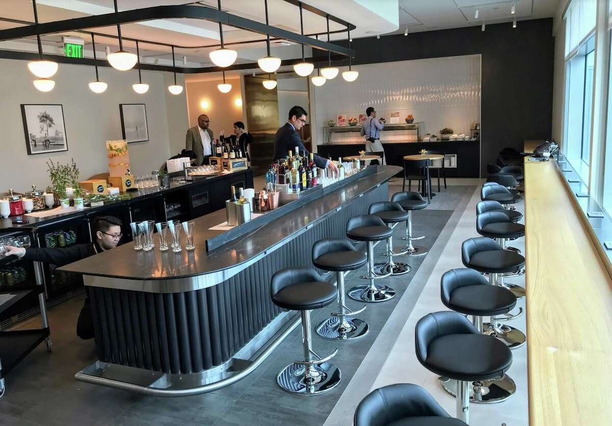 British Airways refurbished lounge at SFO opens today, July 9