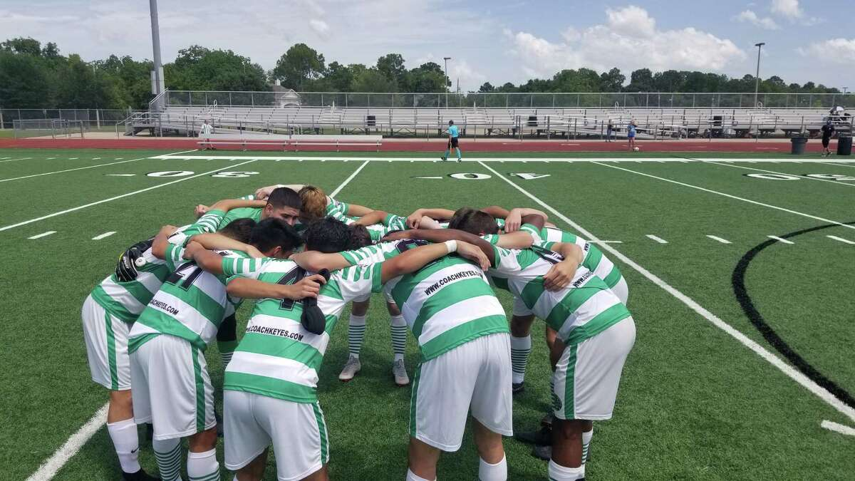 The Celtic FC America soccer team plays its home games at Clear Springs High School. The team will take on Atletico Katy at 2:45 p.m., this Saturday.