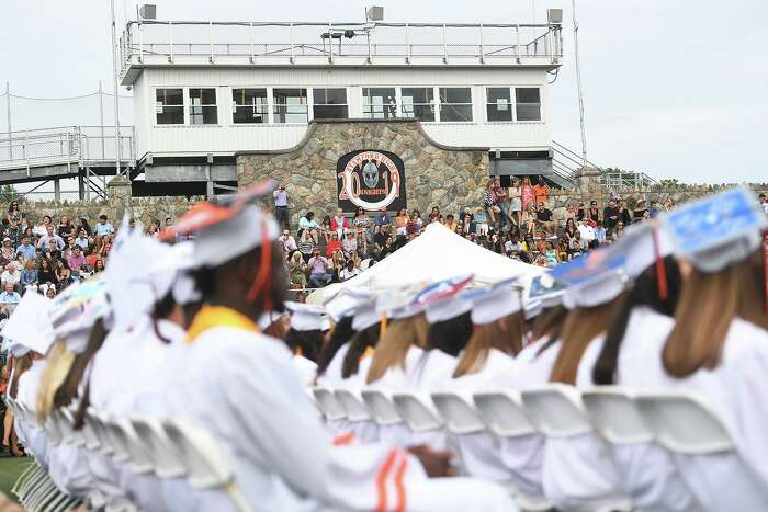 The Stamford High School Graduation in Stamford, Conn. on Monday, June 17, 2019.