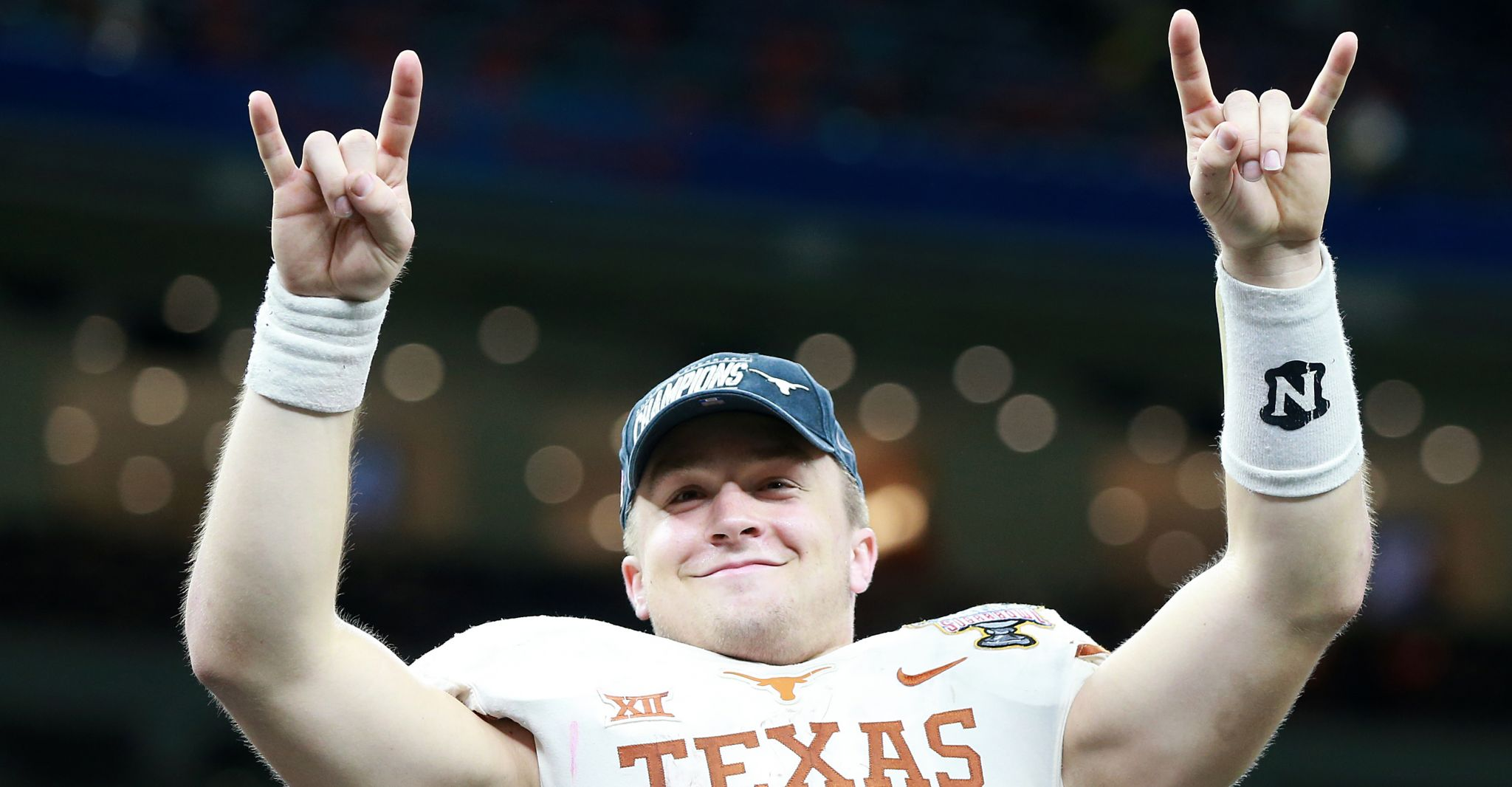 Returning Texas to summit is personal for QB Sam Ehlinger