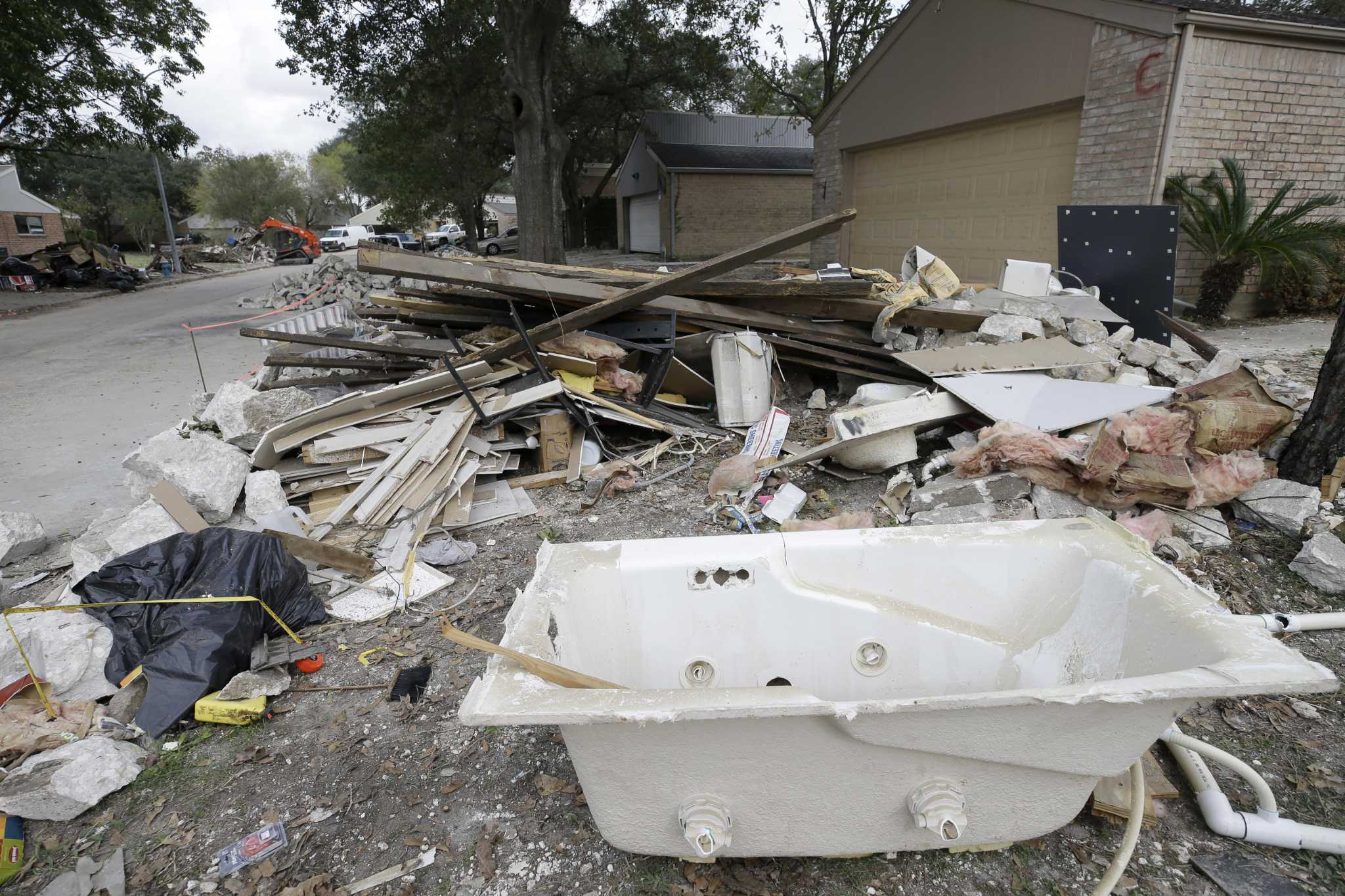 Harris County to speed up flood projects in Harvey-battered subdivisions