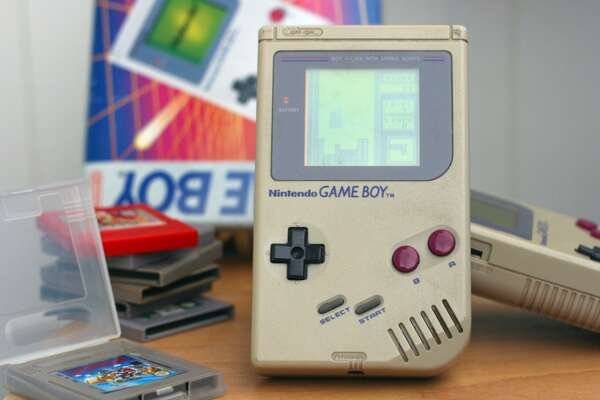 Game Boy Gaming companies had launched primitive and clumsy portable consoles in the past, but it was the arrival of the Nintendo Game Boy that launched mobile gaming into the modern era. Reliable, simple, and bundled with Tetris, Game Boy was launched in 1989, but it was undoubtedly one of the hottest games of the '90s. This slideshow was first published on theStacker.com