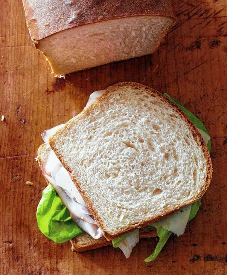 The recipe for American Sandwich Bread yields a homemade loaf of bread worthy of a sandwich. Photo: Carl Tremblay | America's Test Kitchen Via AP