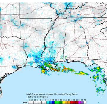 Hurricane Hunters flying into Gulf storm, likely to form