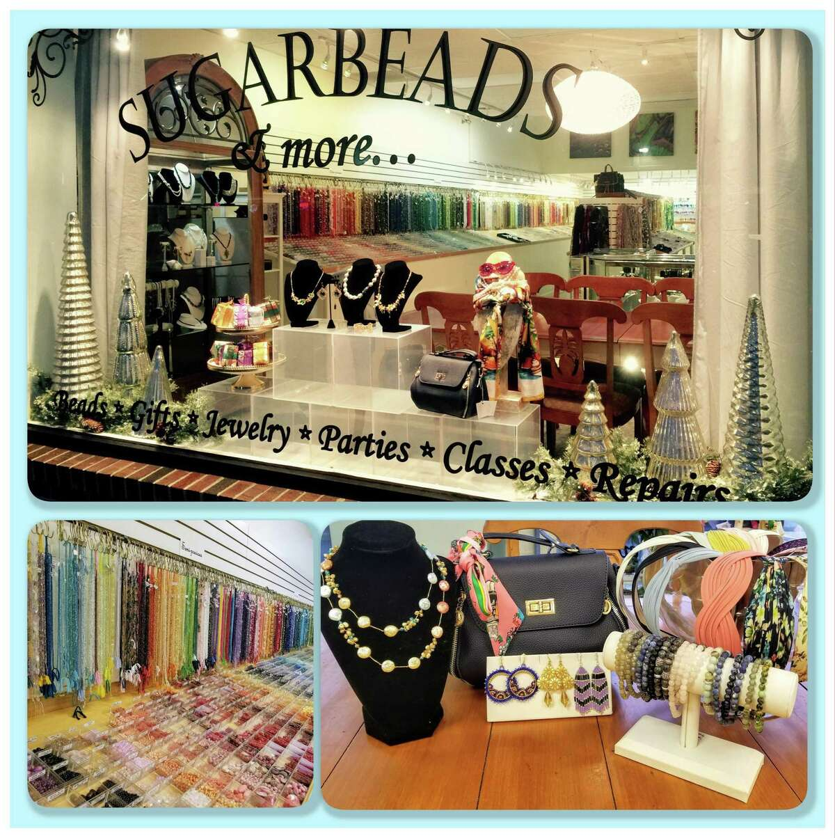 Sugarbeads is relocating from Copps Hill Common to Main Street. The store will also be opening under a new banner, Zoe & Co, when construction on Main Street storefront is complete.