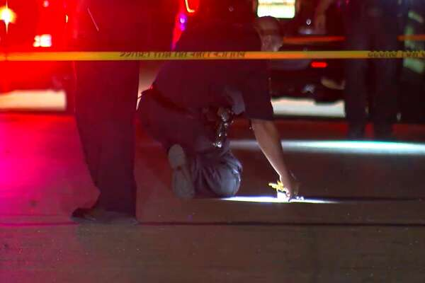One killed, 2 others injured in apparent drive-by shooting in