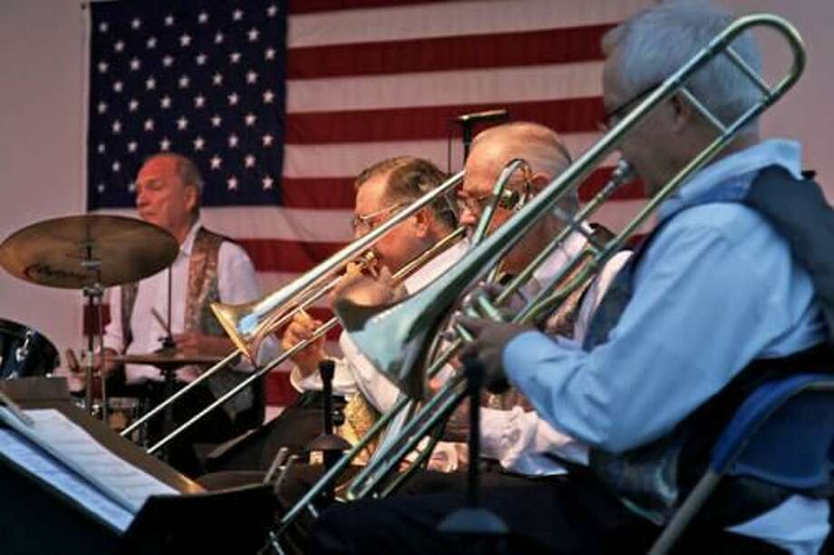 The Bob Button Big Band will perform music from the Big Band Era in Trumbull July 23. Photo: Contributed / Bob Button Band / Trumbull Times Contributed