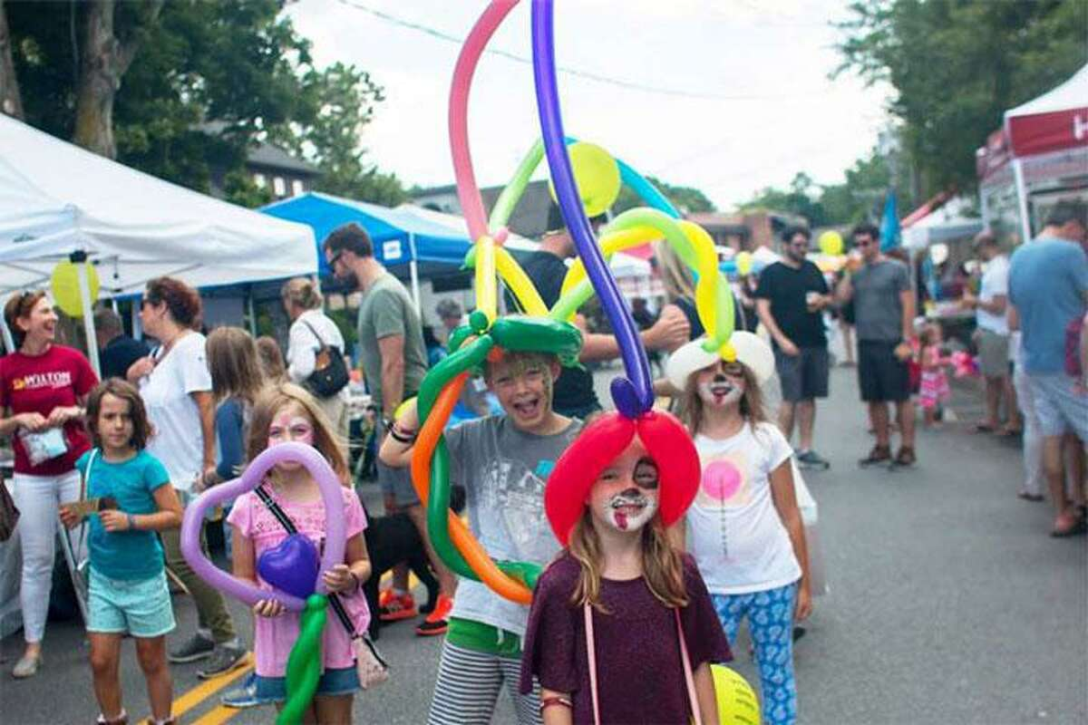Registration for vendors is available through Friday, July 9, for the Wilton Chamber of Commerce' 9th annual Wilton Street Fair and Sidewalk Sale. The events for residents, and regional visitors will be on Saturday, July 24, from 10 a.m. to 3 p.m. in the town.