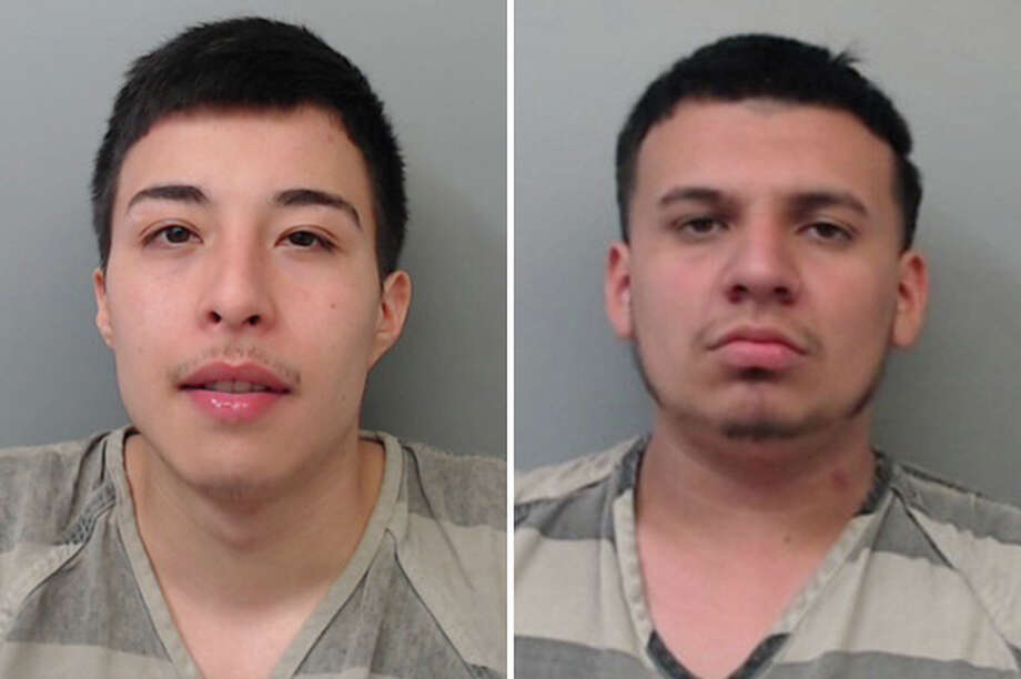 Two men have been arrested for leading Laredo police officers on a vehicle pursuit, authorities said. Photo: Courtesy