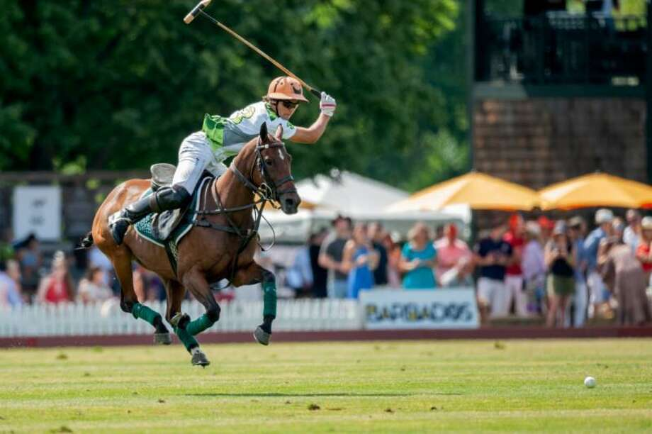 The Greenwich Polo Club's public matches of the new American Cup tournamenttake place July 14, and 21. Photo: Greenwich Polo Club / Contributed Photo