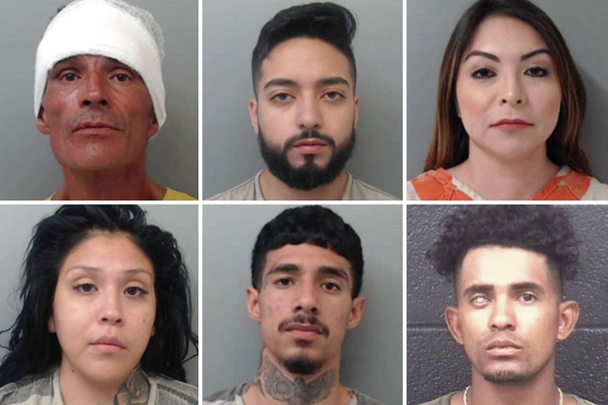 Scroll through the gallery to see the most notable Laredo mugshots in the month of June.