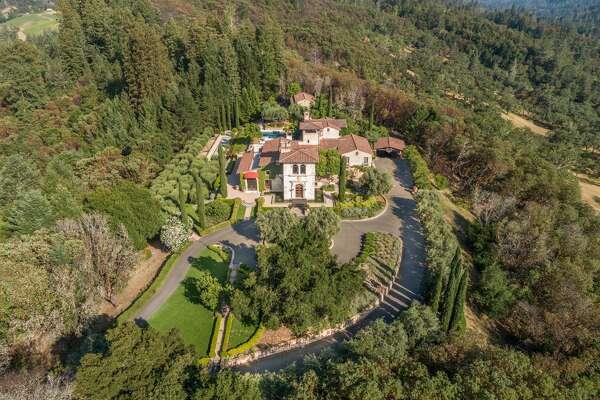 Joe Montana's 500-acre Napa Valley estate listed for $29
