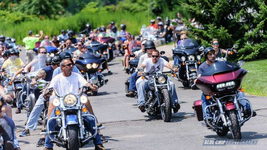 The 5th annual MDA Benefit Ride & Concert will be held on Sunday, July 14, at Sun Valley Beach Resort in Stafford Springs, CT. Photo: Blue Chip Photography. / Bill Shettle 2012