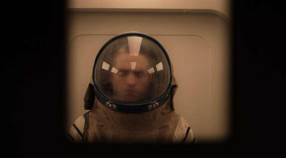 "Robert Pattinson in ""High Life."" (A24) Photo: A24, HO / TNS / Cho"