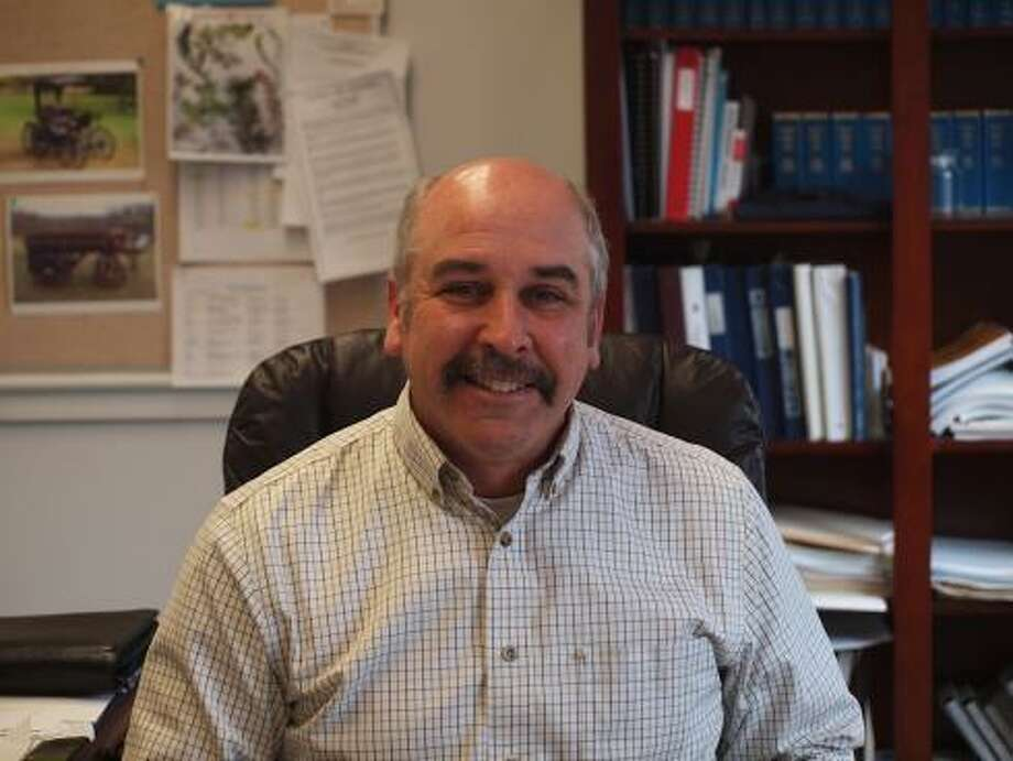 Goshen First Selectman Robert Valentine Photo: Contributed Photo