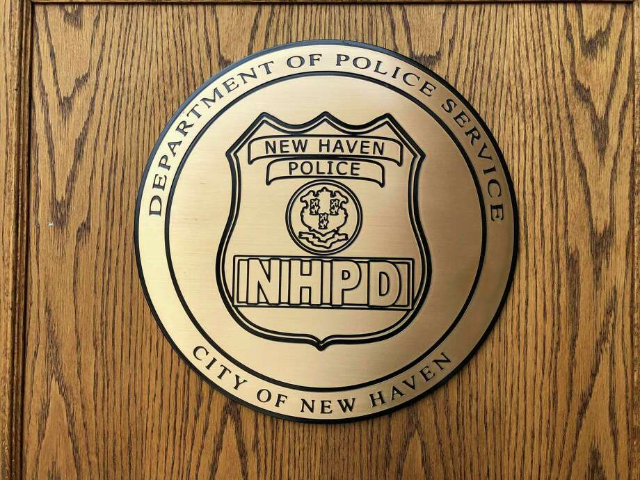 New Haven Police Department Seal Photo: Ben Lambert / Hearst Connecticut Media