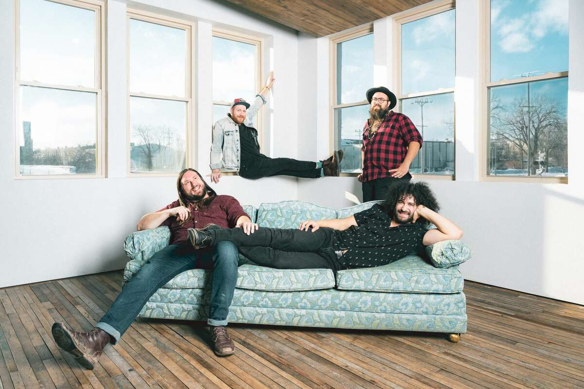 Saratoga Springs' Wild Adriatic performs at 8 p.m. Friday, May 1, part of Caffe Lena's
