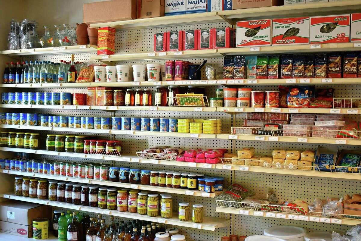 Vivianne's Middle-Eastern Food in Danbury.