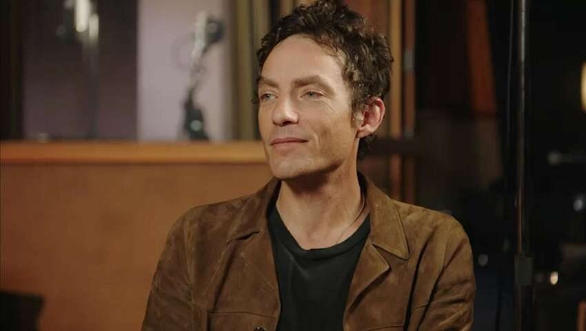 Jakob Dylan in the film