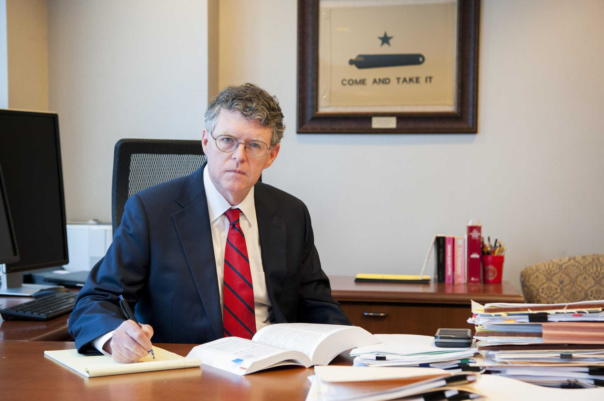 McNamee, longtime Texas GOP attorney, will step down from FERC