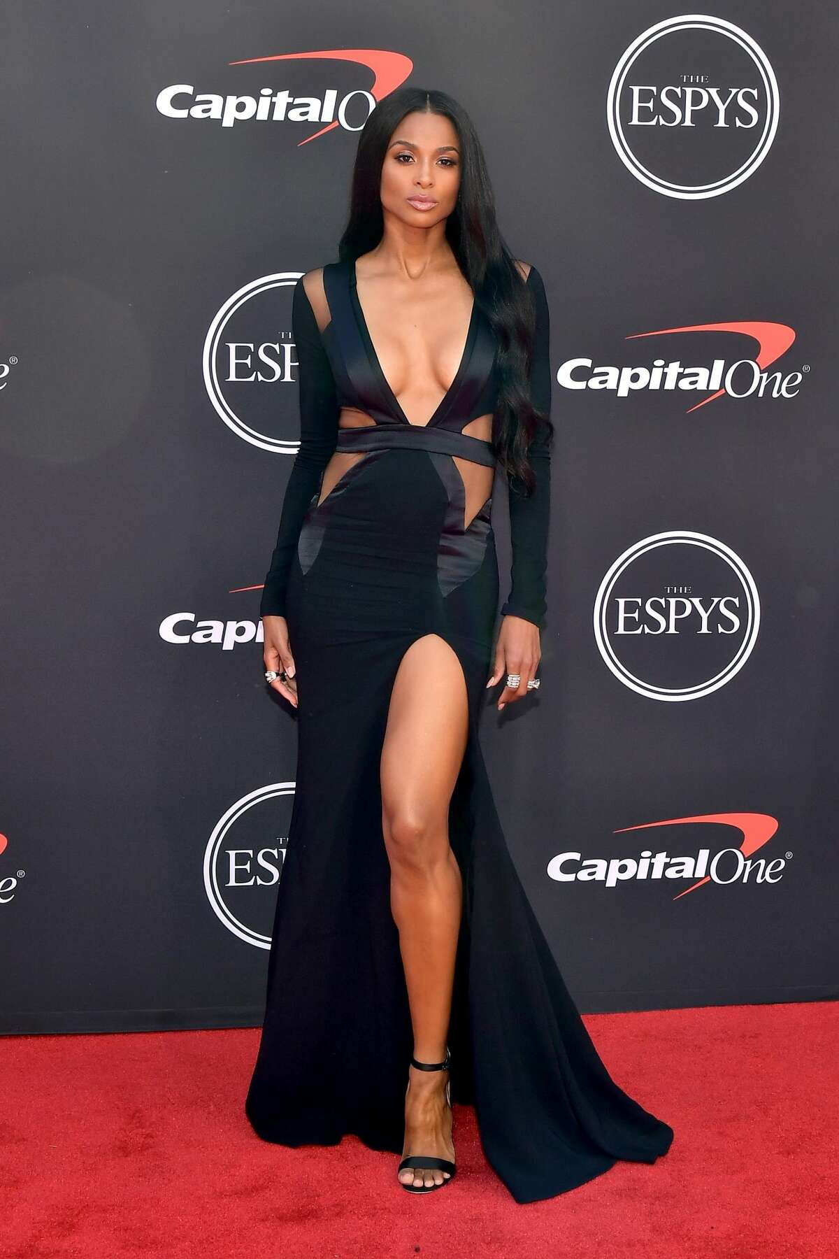 LOS ANGELES, CALIFORNIA - JULY 10: Ciara attends The 2019 ESPYs at Microsoft Theater on July 10, 2019 in Los Angeles, California. (Photo by Matt Winkelmeyer/Getty Images)