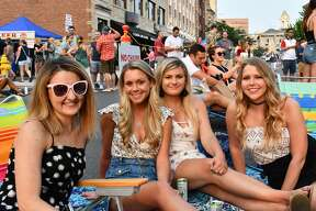 "Wednesday Nite Live kicked off in downtown Stamford on July 10, 2019. Andy Grammer, known for hits like ""Keep Your Head Up,"" was the headliner. Were you SEEN?"