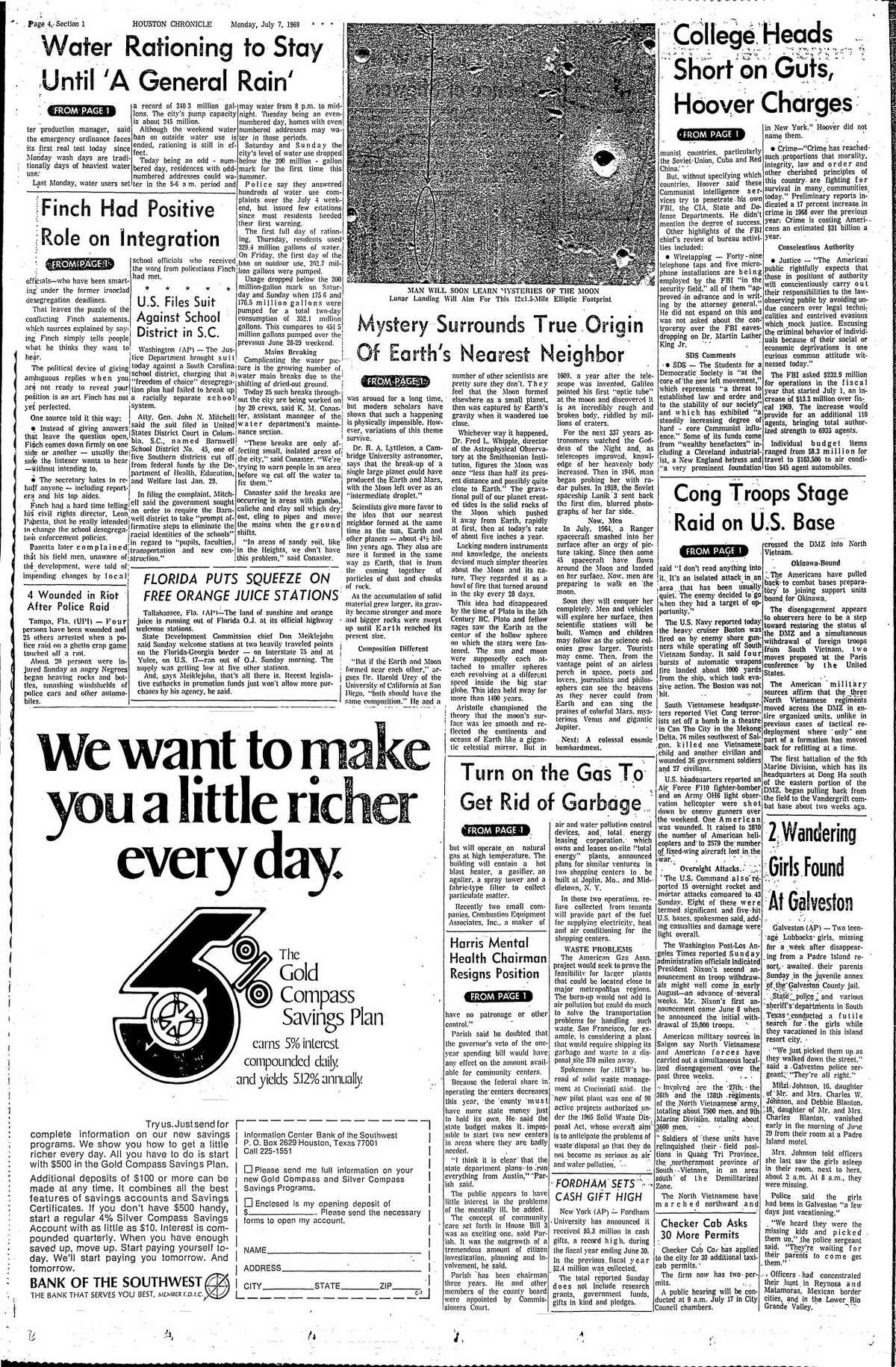 July 7, 1969