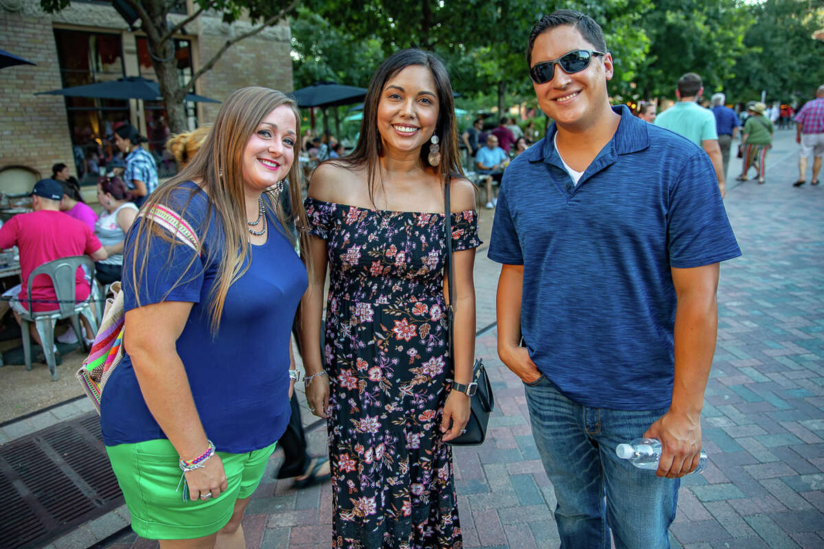The Pearl was poppin' as San Antonio gathered for Sound Cream Sunset Sessions: Cumbias Necias.