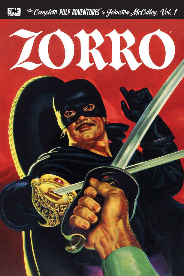 Zorro: The Complete Pulp Adventures, Vol. 1 Photo: Bold Venture Press, Handout / Handout