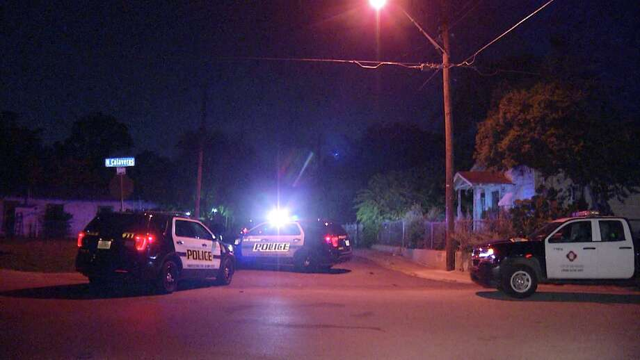 San Antonio Police are looking for a man they say stabbed another man during a fight Wednesday evening on the city's West Side. Photo: Ken Branca