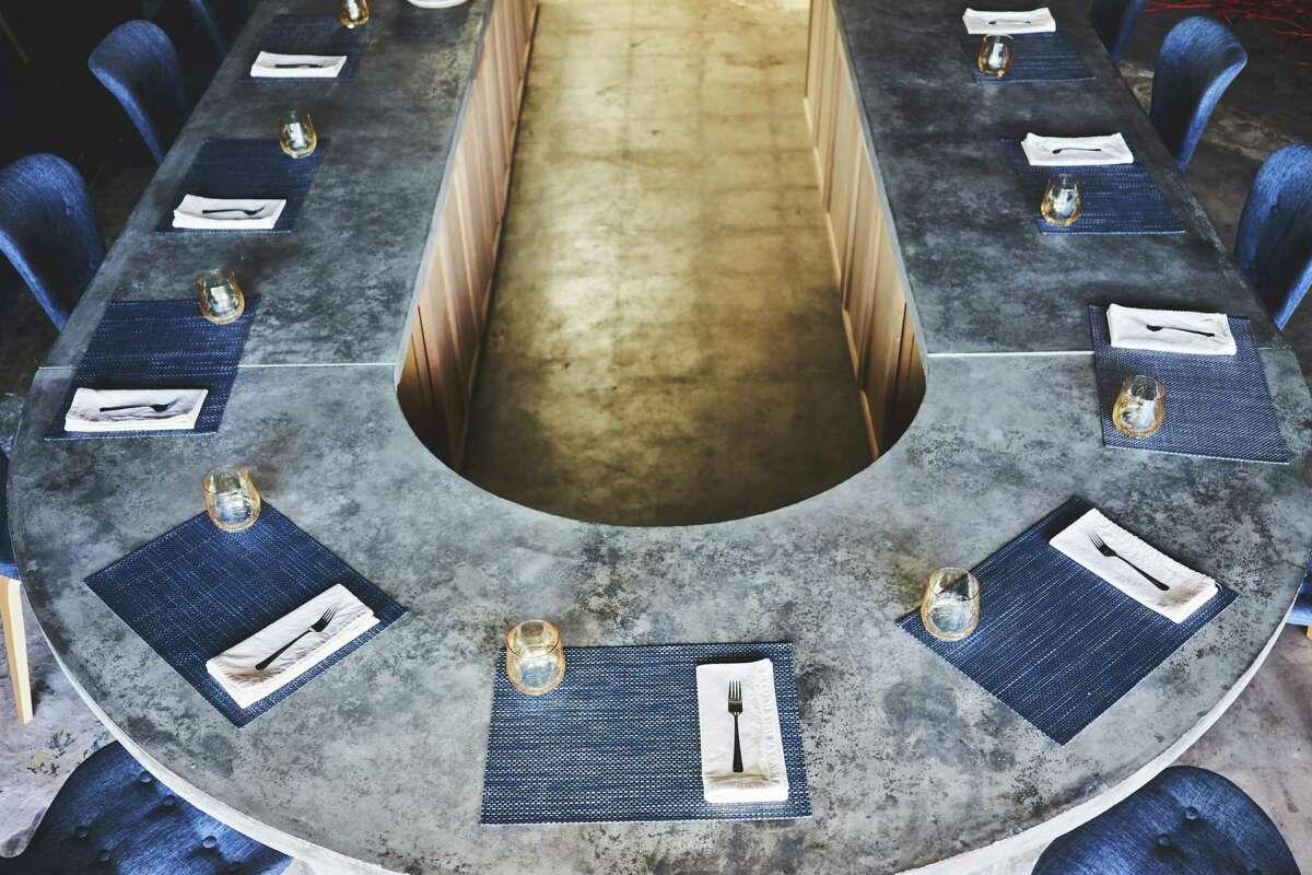 Indigo restaurant in Houston has been named one of Eater's 16 Best New American Restaurants.