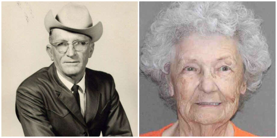 Norma Allbritton, now 84, is charged with the 1984 murder of her husband Johnnie Allbritton in Buffalo, Texas. Photo: Leon County Sheriff's Office / The Washington Post