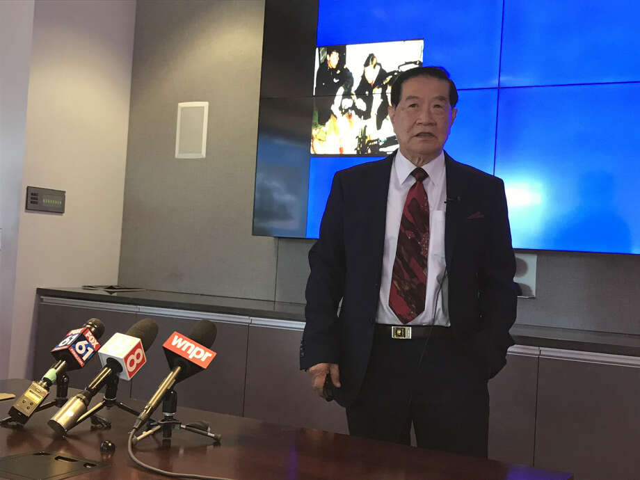 Famed forensic scientist Henry Lee argued Thursday that recent evidence that points to flaws in forensic testing in three murder cases from the 1980s is misleading. Photo: Brian Zahn